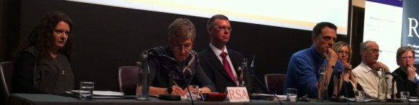 IP Panel at the RSA
